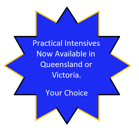 Queensland and Victorian Equine Spports Massage Instruction